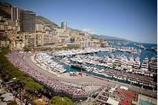 Formule 1 Hospitality Terrasses Grand Prix De Monaco 2019