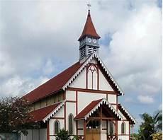 Melihat Arsitektur Unik Gereja Tua Di Sikka Ntd Indonesia