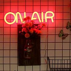 16 x4 air neon sign light bar pub club wall decor led