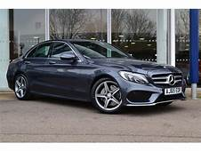Used 2016 MERCEDES BENZ C CLASS DIESEL SALOON C220d AMG