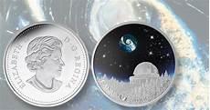 royal canadian mint coin has color fine art glass glow paint