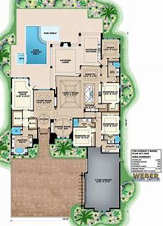 contemporary house plans single story floor plan of 1 story beach house modern house modern house