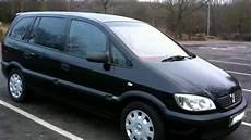 2002 Vauxhall Zafira 1 6 Club