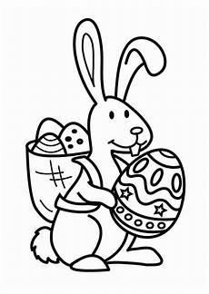 Malvorlagen Ostern A4 Malvorlage Osterhase Kostenlose Ausmalbilder Zum Ausdrucken
