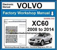 old car repair manuals 2009 volvo xc60 electronic valve timing volvo xc60 workshop service repair manual download