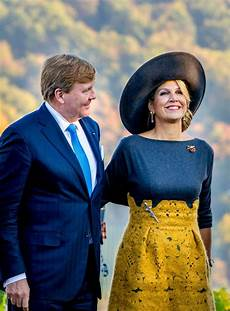 King Willem Of The Netherlands And Maxima