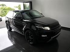 2013 Range Rover Evoque Dynamic Sd4 Black Edition Stock