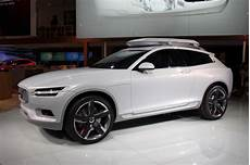 volvo xc90 2020 new concept volvo xc90 in hybrid could enter production by 2015