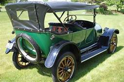 1916 Overland Model 75 Touring Car