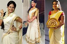 275 best traditional kerala style how to wear a saree in 20 different ways page 2 of 4