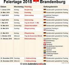 Feiertage Brandenburg 2019 2020 2021