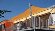 Sonnenschutz Für Balkon - sonnensegel f 252 r ihren balkon sitrag sonnensegel