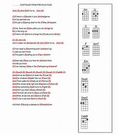 stairway to heaven lyrics stairway to heaven 2 2 ukulele songs ukelele songs easy guitar songs