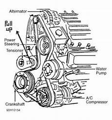 1992 chevy lumina engine diagram 1992 chevy lumina drive belt how do i change a 1992 chevy lumina