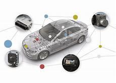 ボッシュのエレクトロニック ホライズン 燃費の向上と排出ガス量の削減を可能にする予測ナビゲーションデータ 車両