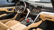 Lamborghini Urus Interior Layout Technology Top Gear