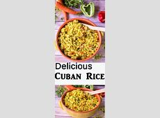cuban chicken with yellow rice_image