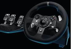 new logitech steering wheels for pc ps4 and xbox one
