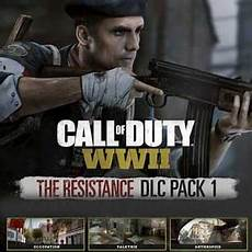 call of duty ww2 xbox one pas cher acheter call of duty ww2 the resistance dlc pack 1 ps4