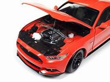 Model Cars  2016 Ford Mustang GT