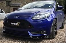 Ford Focus Mk3 Pre Facelift St Delta S R Front Splitter