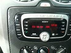 how to get your radio serial number on mk2 ford focus st