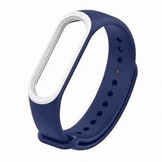 Soft Silicone Band by Soft Silicone Band For Xiaomi Mi Smart Band 3 4