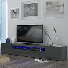 meuble tv gris laqué 39979 meuble tv gris meuble tv moderne meuble tv laqu 233 design