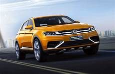 volkswagen crossblue coupe concept germany s evoque