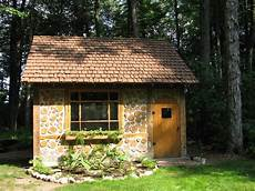 Garden Cottage Shed cordwood cottage garden shed in green bay wisconsin