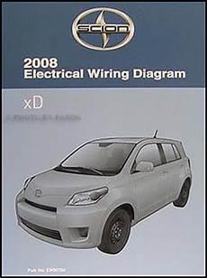 2008 Scion Xd Wiring Diagram by 2008 Scion Xd Wiring Diagram Manual Original