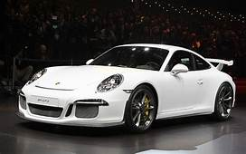 Porsche Show Significant Gains Across The World With