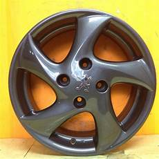 15 Inch Sport Peugeot 206 Cc Original Wheels Auto
