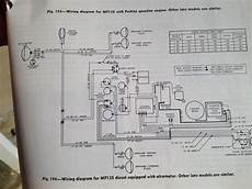 mf 135 diesel wiring schematic photo by lugnut1009 photobucket