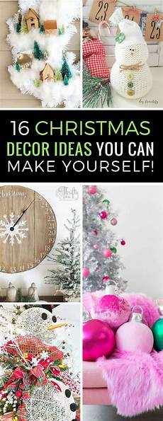 Decorations To Make Yourself by 16 Totally Diy Decor Ideas That Are