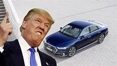 Does Donald Want To Ban German Luxury Cars From America