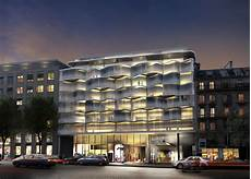 travelers discover ultra modern renaissance arc de triomphe hotel
