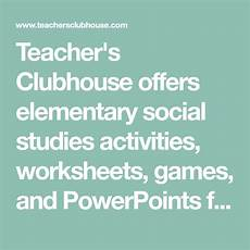 tale geography lesson 15007 s clubhouse offers elementary social studies activities worksheets and
