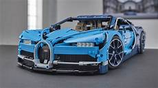 2018 Bugatti Chiron Lego Technic Kit Is Amazingly Detailed