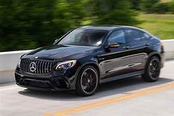 2018 Mercedes AMG GLC 63 S Coupe First Drive Review