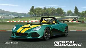 Image  Showcase Lotus 3 Elevenjpg Real Racing Wiki