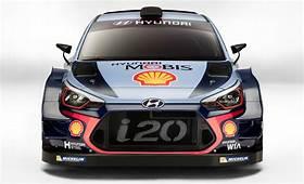 2017 Hyundai I20 WRC Challenger Unveiled More Aero