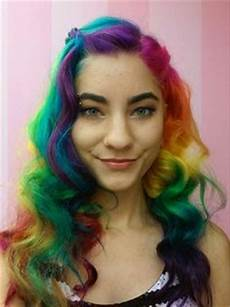 Pride Hair Style you to see these amazing rainbow inspired pride