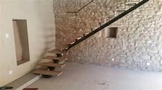 Escalier Quart Tournant Sur Mesure Escalier Acier Poutre Centrale Quart Tournant Avec Marches