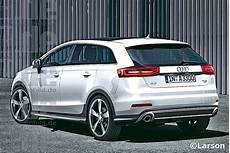 Audi 7 Seater Mpv S More Details And Rendered Image Emerges