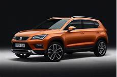 new seat ateca crossover in pictures rival for