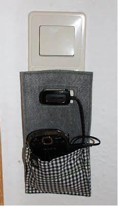Handy Halterung Selber Handyhalterung Aus Filz N 228 Hen