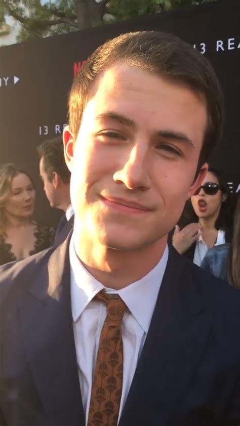 Dylan Minnette Snapchat