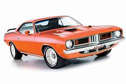 1970 74 Plymouth Barracuda  Buyers Guide