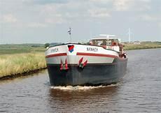 Das Binnen Frachtschiff Ms Quot Nankea Quot Auf Dem Ems Jade Kanal